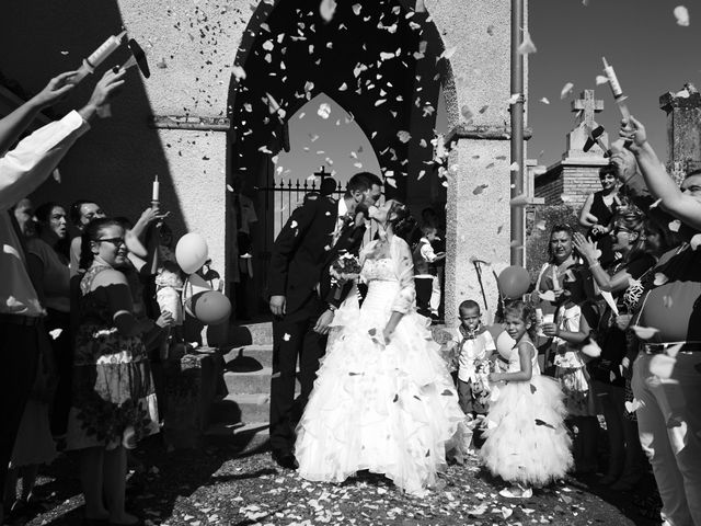 Le mariage de Yohann et Audrey à Fiac, Tarn 246