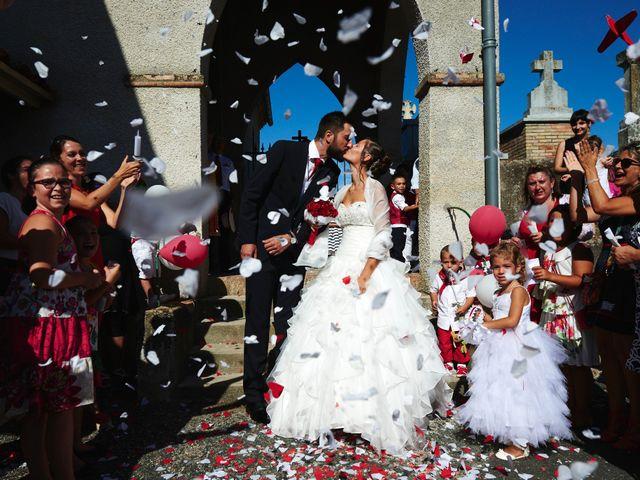Le mariage de Audrey et Yohann