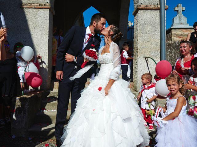 Le mariage de Yohann et Audrey à Fiac, Tarn 247