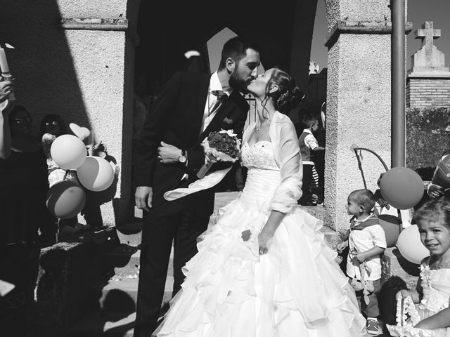Le mariage de Yohann et Audrey à Fiac, Tarn 248