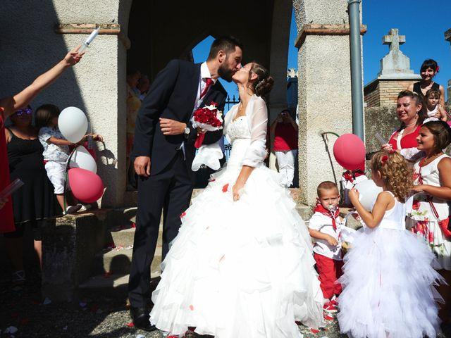 Le mariage de Yohann et Audrey à Fiac, Tarn 250