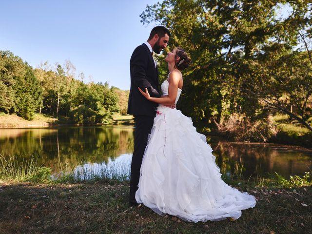 Le mariage de Yohann et Audrey à Fiac, Tarn 251
