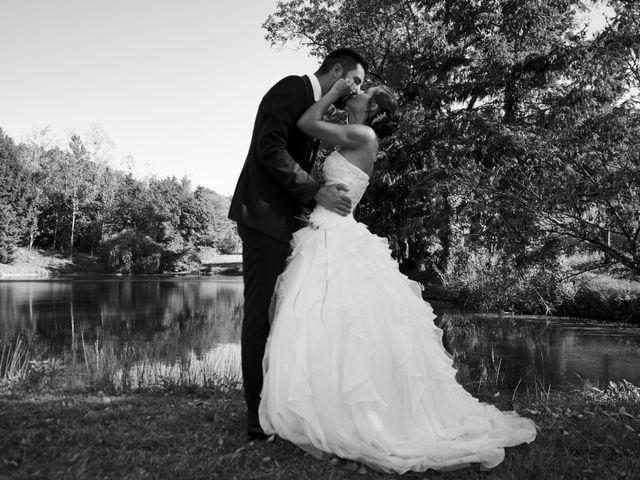 Le mariage de Yohann et Audrey à Fiac, Tarn 252