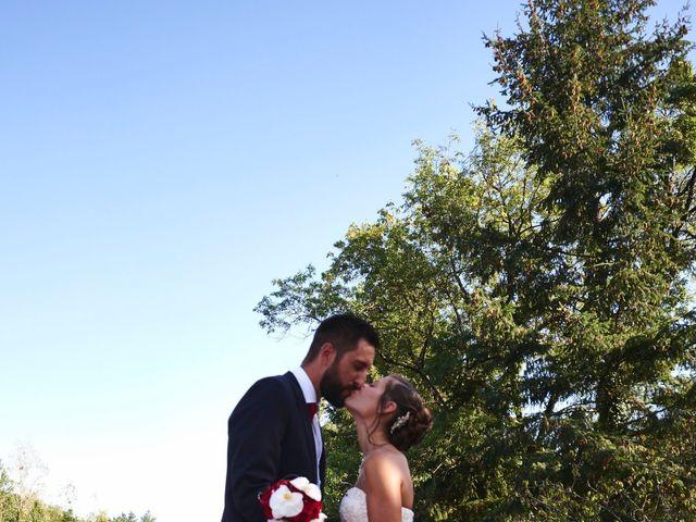 Le mariage de Yohann et Audrey à Fiac, Tarn 253