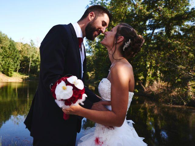 Le mariage de Yohann et Audrey à Fiac, Tarn 254
