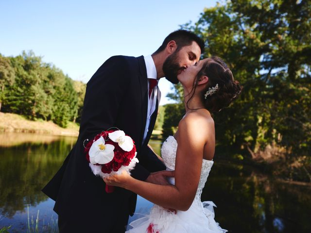 Le mariage de Yohann et Audrey à Fiac, Tarn 255