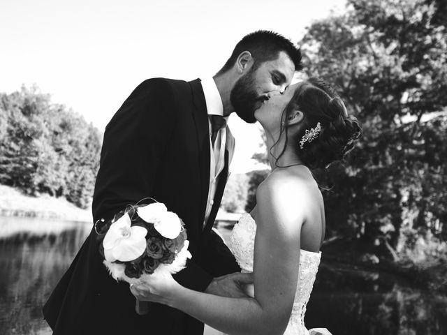 Le mariage de Yohann et Audrey à Fiac, Tarn 256