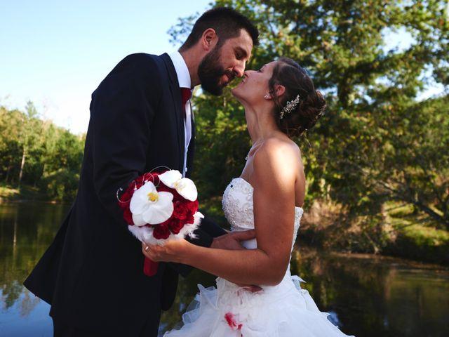 Le mariage de Yohann et Audrey à Fiac, Tarn 257