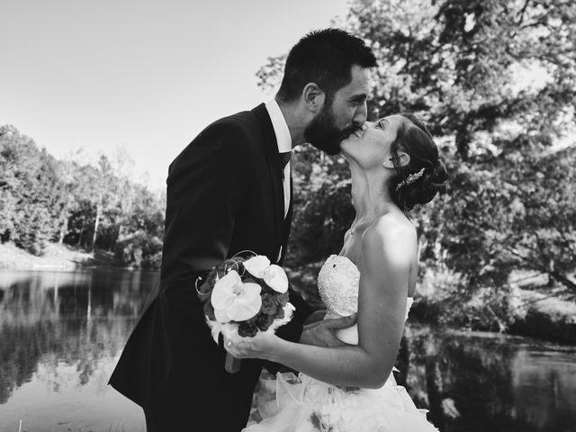 Le mariage de Yohann et Audrey à Fiac, Tarn 258