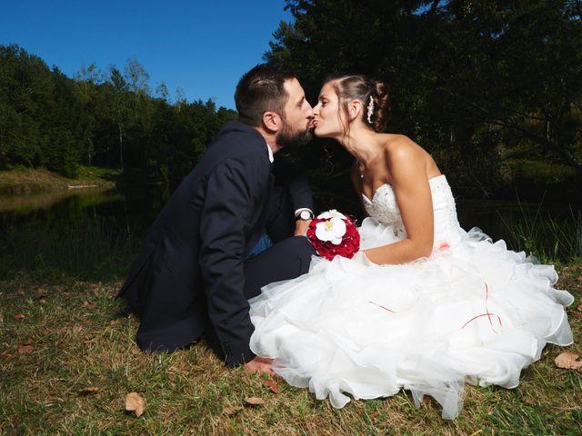 Le mariage de Yohann et Audrey à Fiac, Tarn 259