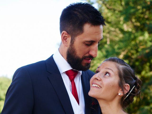 Le mariage de Yohann et Audrey à Fiac, Tarn 260