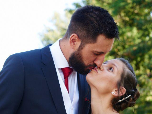 Le mariage de Yohann et Audrey à Fiac, Tarn 261