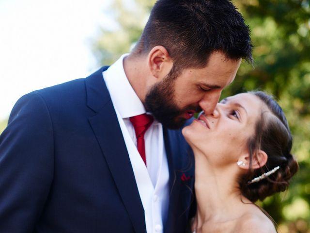 Le mariage de Yohann et Audrey à Fiac, Tarn 263