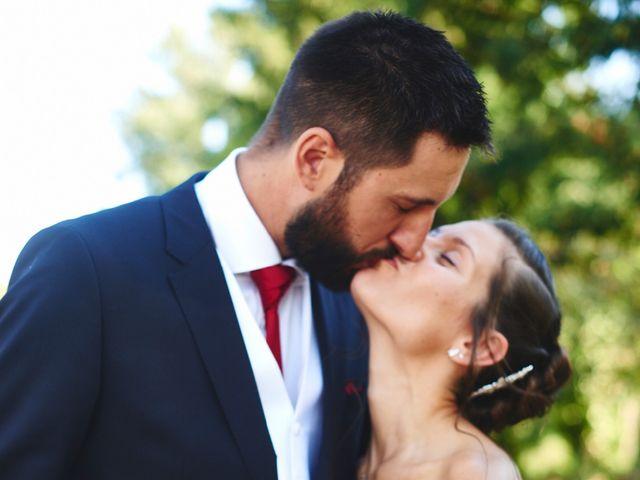 Le mariage de Yohann et Audrey à Fiac, Tarn 264