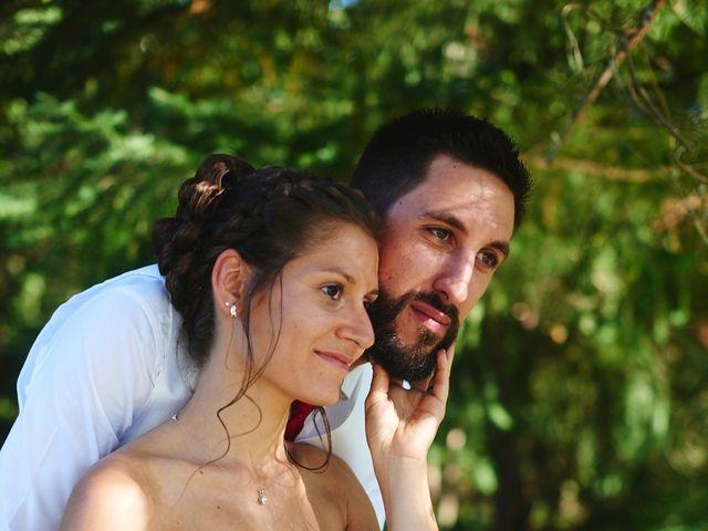 Le mariage de Yohann et Audrey à Fiac, Tarn 271