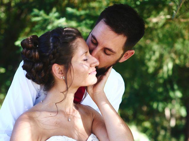 Le mariage de Yohann et Audrey à Fiac, Tarn 272
