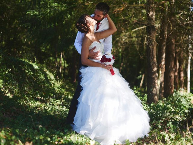 Le mariage de Yohann et Audrey à Fiac, Tarn 276