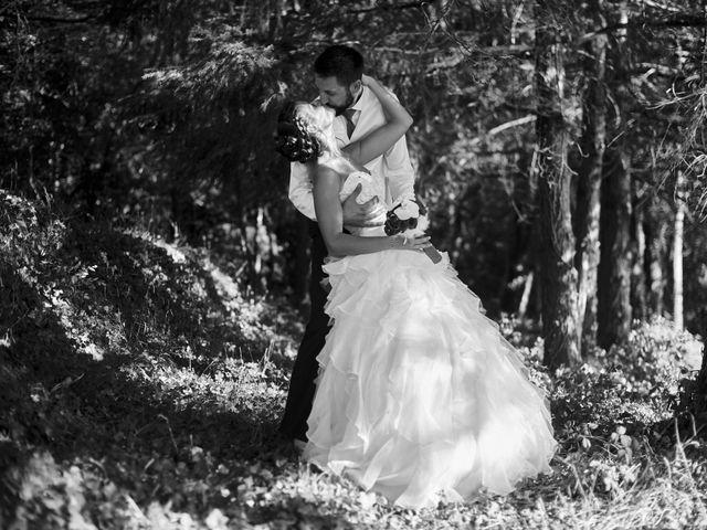 Le mariage de Yohann et Audrey à Fiac, Tarn 277