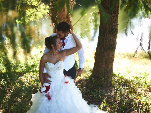 Le mariage de Yohann et Audrey à Fiac, Tarn 278