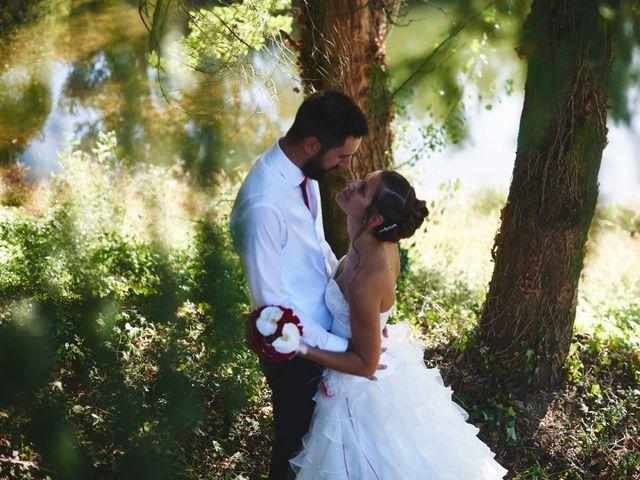 Le mariage de Yohann et Audrey à Fiac, Tarn 279