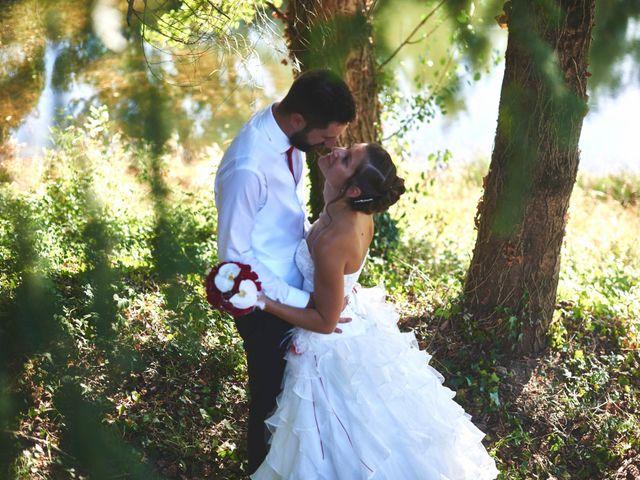 Le mariage de Yohann et Audrey à Fiac, Tarn 281