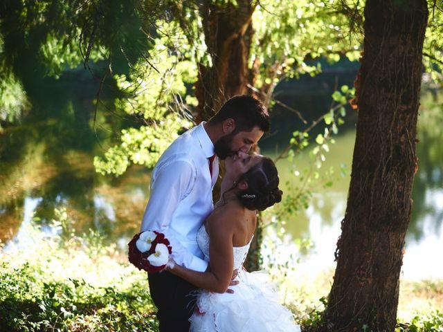 Le mariage de Yohann et Audrey à Fiac, Tarn 282