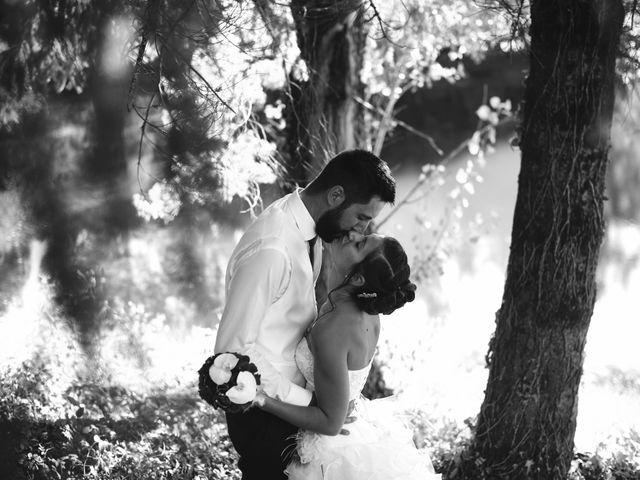 Le mariage de Yohann et Audrey à Fiac, Tarn 283