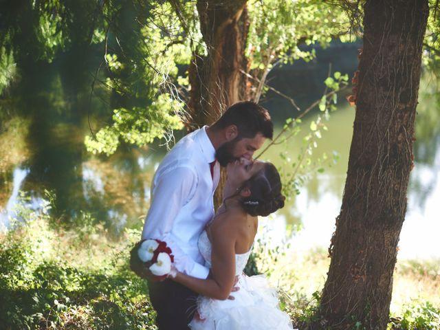 Le mariage de Yohann et Audrey à Fiac, Tarn 284