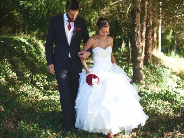 Le mariage de Yohann et Audrey à Fiac, Tarn 286