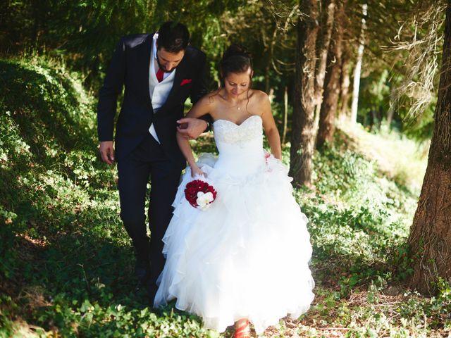 Le mariage de Yohann et Audrey à Fiac, Tarn 287