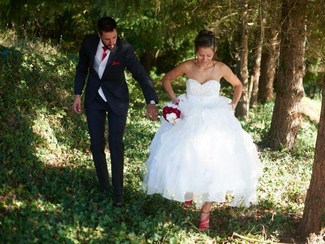 Le mariage de Yohann et Audrey à Fiac, Tarn 288