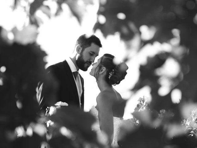 Le mariage de Yohann et Audrey à Fiac, Tarn 292