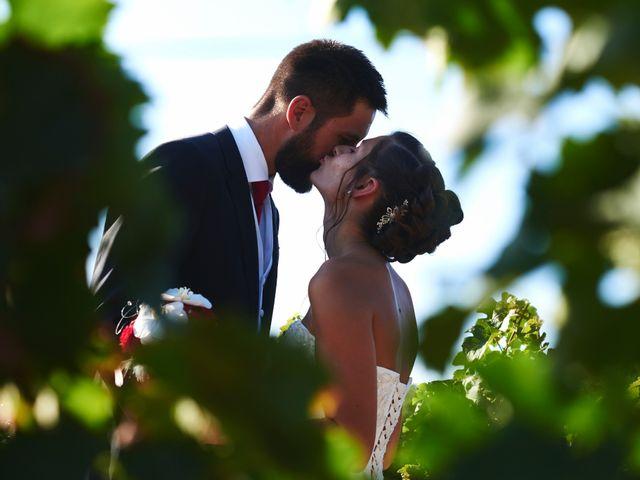 Le mariage de Yohann et Audrey à Fiac, Tarn 293