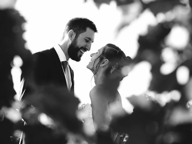 Le mariage de Yohann et Audrey à Fiac, Tarn 294