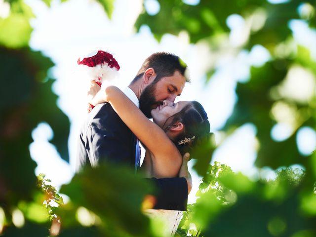 Le mariage de Yohann et Audrey à Fiac, Tarn 295