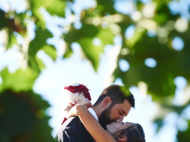Le mariage de Yohann et Audrey à Fiac, Tarn 297