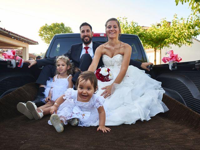 Le mariage de Yohann et Audrey à Fiac, Tarn 298