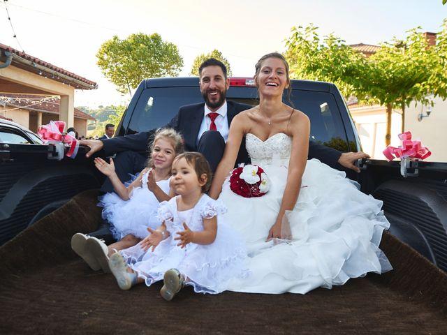 Le mariage de Yohann et Audrey à Fiac, Tarn 299