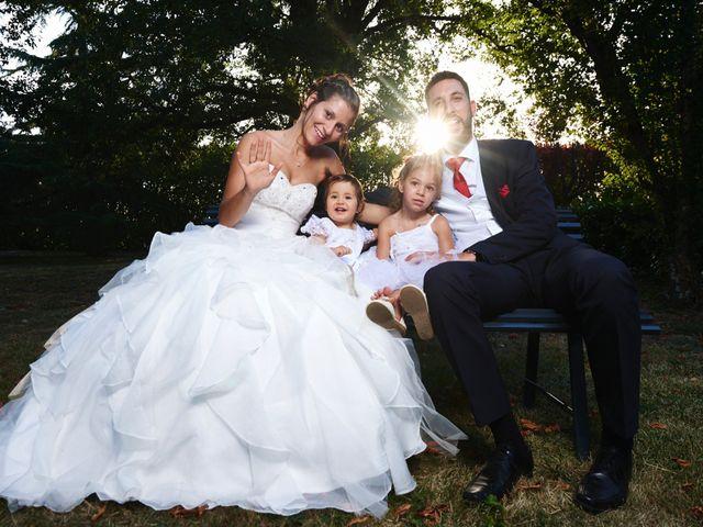 Le mariage de Yohann et Audrey à Fiac, Tarn 301