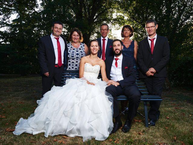 Le mariage de Yohann et Audrey à Fiac, Tarn 302