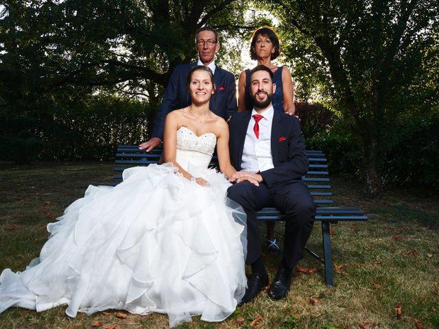 Le mariage de Yohann et Audrey à Fiac, Tarn 303