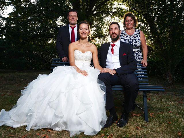 Le mariage de Yohann et Audrey à Fiac, Tarn 304