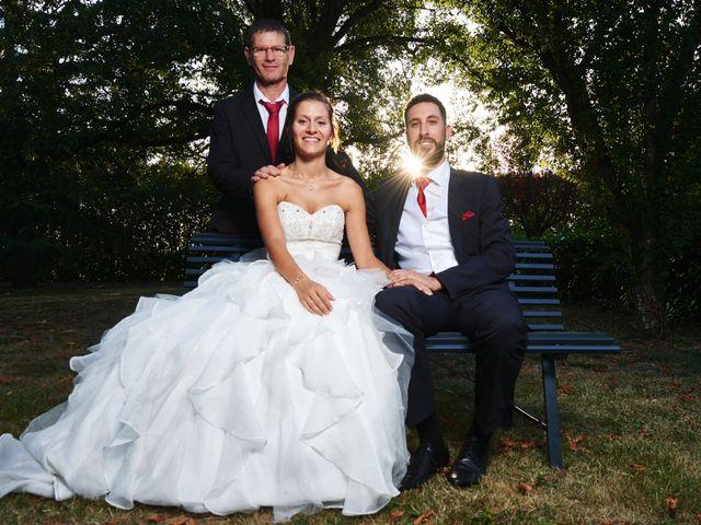 Le mariage de Yohann et Audrey à Fiac, Tarn 305