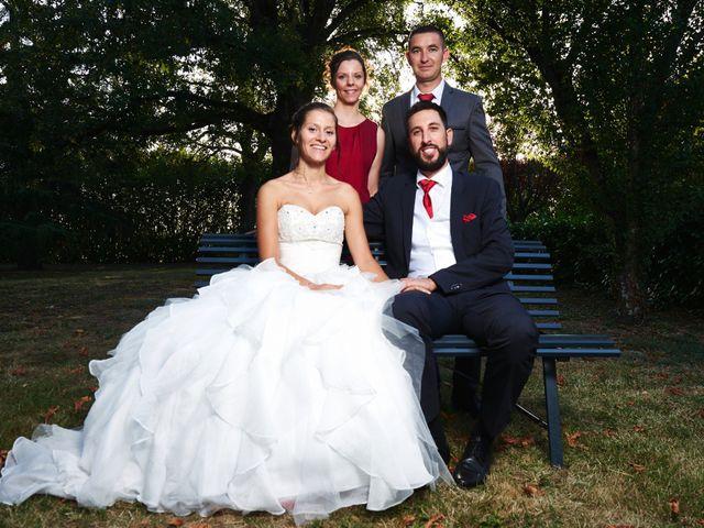 Le mariage de Yohann et Audrey à Fiac, Tarn 306