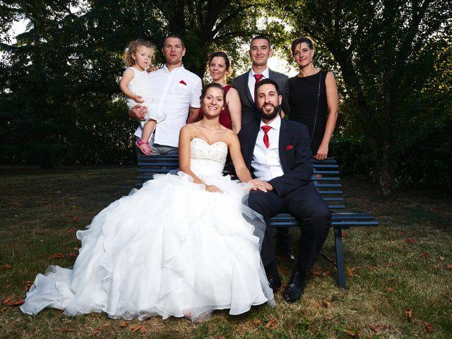 Le mariage de Yohann et Audrey à Fiac, Tarn 307