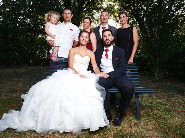 Le mariage de Yohann et Audrey à Fiac, Tarn 308
