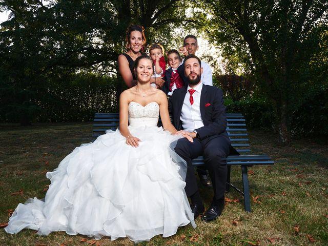 Le mariage de Yohann et Audrey à Fiac, Tarn 309