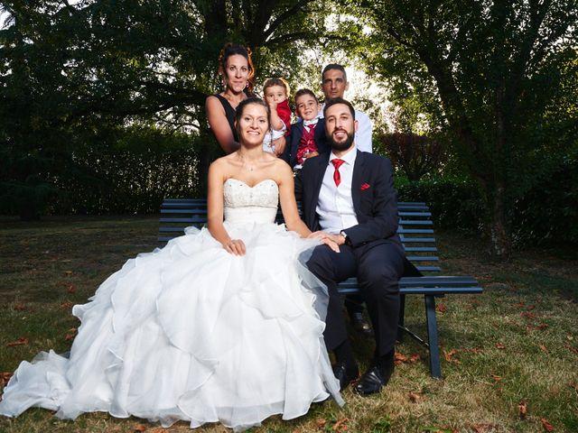 Le mariage de Yohann et Audrey à Fiac, Tarn 310