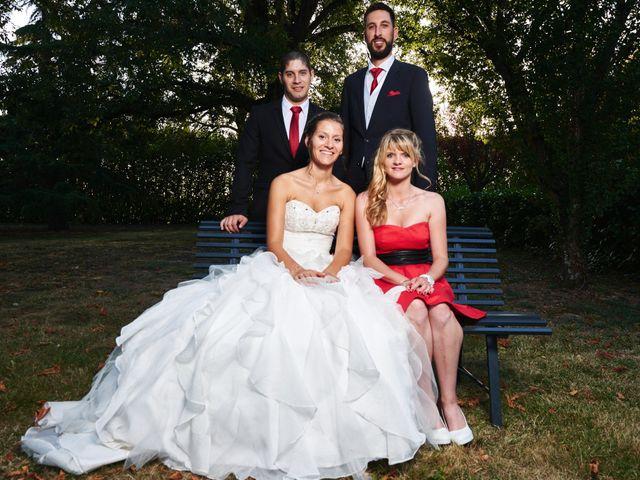 Le mariage de Yohann et Audrey à Fiac, Tarn 311