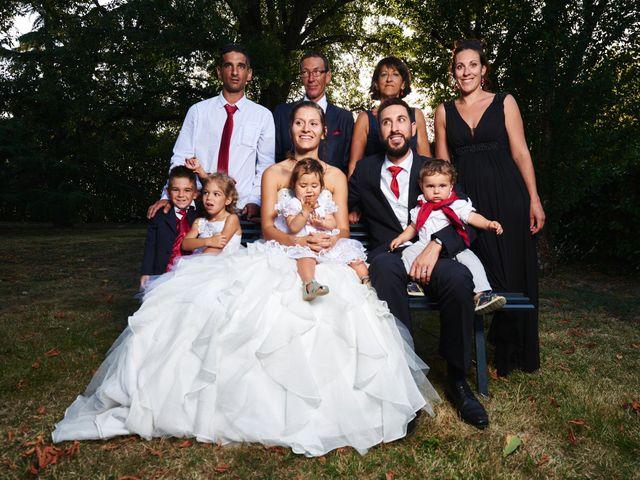 Le mariage de Yohann et Audrey à Fiac, Tarn 312